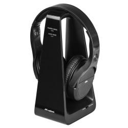 Meliconi HP Digital - Bezprzewodowe słuchawki nauszne do telewizora