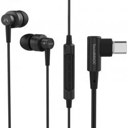 SoundMagic ES30D - Słuchawki dokanałowe USB-C