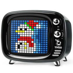 Divoom Tivoo - Głośnik bezprzewodowy Bluetooth, budzik Smart, Pixel Art