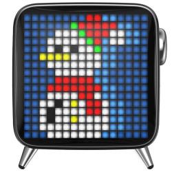 Divoom Tivoo Max - Głośnik bezprzewodowy Bluetooth, budzik Smart, Pixel Art