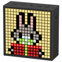 Divoom Timebox EVO - Głośnik bezprzewodowy Bluetooth, budzik Smart, Pixel Art