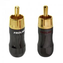 Prolink TRC 021 - Wtyki RCA (para)