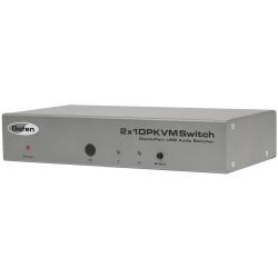 Gefen EXT-DPKVM-241 - Przełącznik / switcher 2x1 DisplayPort KVM