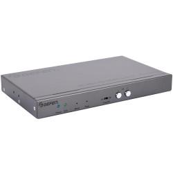 Gefen EXT-UHD-LANS-RX - Odbiornik systemu dystrybucji sygnału 4K Ultra HD HDMI przez IP