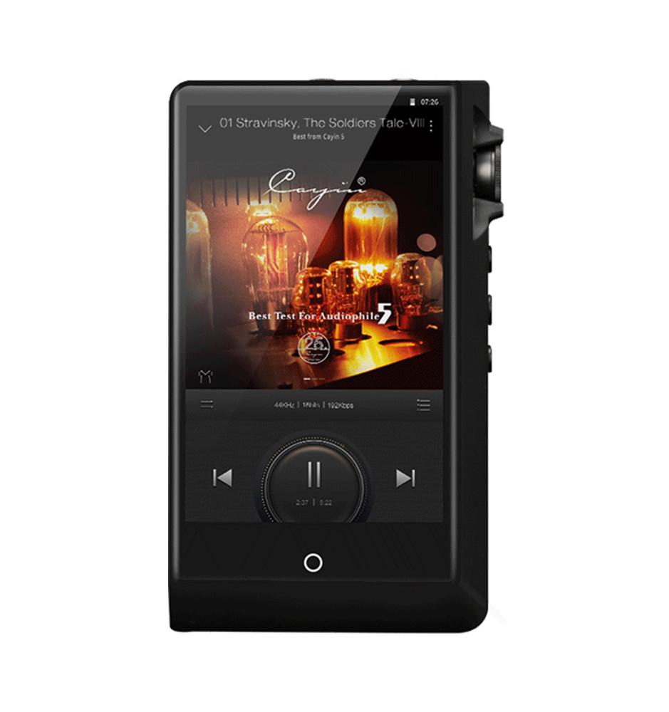 Cayin N6 MKII A01 - Przenośny odtwarzacz audio DAP High-End