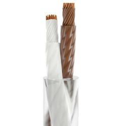 Melodika Brown Sugar BSSC38s – Kable głośnikowe konfekcja 2x3,8mm2