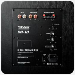 Velodyne Deep Blue DB-10 - Subwoofer aktywny