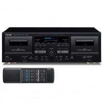 TEAC W-1200 - Podwójny odtwarzacz kasetowy