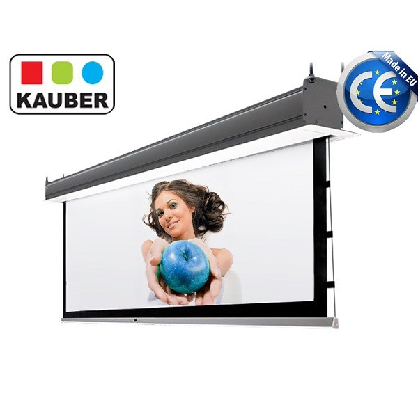 Ekran do zabudowy Kauber InCeiling Tensioned ClearVision