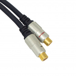 PROLINK ND248 - Rozgałęziacz RCA - 2xGN RCA 0.2 m