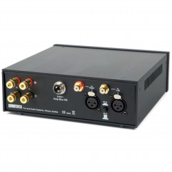 Pro-Ject Amp Box RS – Wzmacniacz mocy lampa High-End