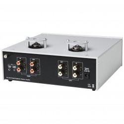 Pro-Ject Tube Box DS2 - Lampowy przedwzmacniacz gramofonowy MM/MC