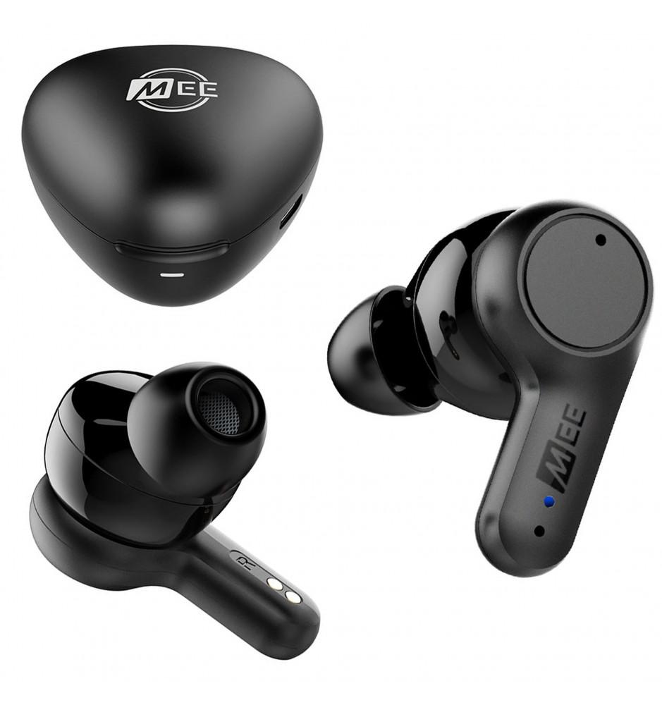 MEE Audio X20 - Bezprzewodowe słuchawki dokanałowe Bluetooth TWS z ANC