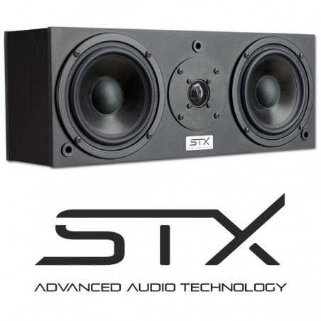Kolumna centralna głośnikowa STX C-200n