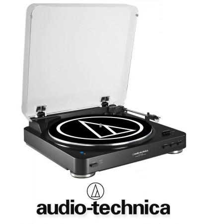 GRAMOFON AUTOMATYCZNY AUDIO TECHNICA AT-LP60BT