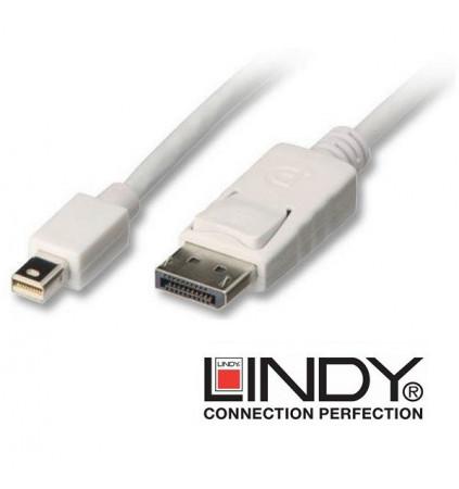 Kabel Mini Display Port - Display Port Lindy