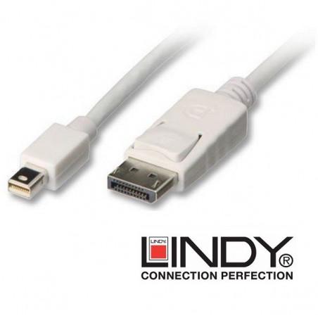 Kabel Mini Display Port - Display Port Lindy 41057 2m