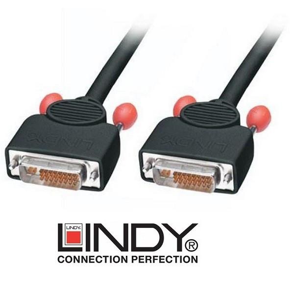Kabel (przewód) DVI-I Lindy