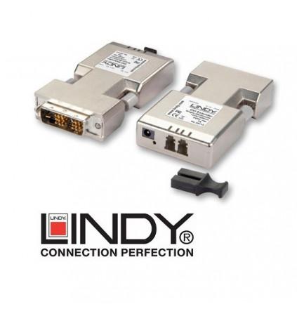 Przedłużacz DVI-D optyczny Lindy 38113