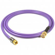 Kabel sygnałowy wtyk BNC - wtyk F Melodika MDFBN