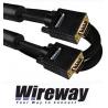 Kabel (przewód) VGA (D-Sub) WireWay WW320010 10m