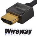 Kabel HDMI 2.0 Ultra HD Wireway