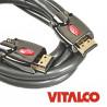 Kabel (przewód) HDMI High Speed Vitalco