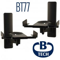 UCHWYTY DO GŁOŚNIKÓW B-TECH BT77