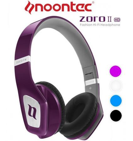 Słuchawki nauszne z mikrofonem Noontec Zoro II HD