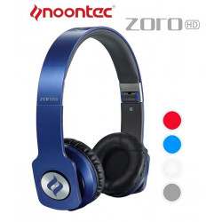 Słuchawki nauszne z mikrofonem Noontec Zoro HD