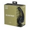 Słuchawki UNITRA SN-40CH czarno-chromowane