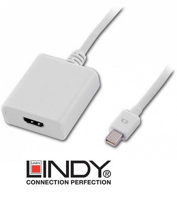 Adapter Mini Display Port - HDMI Lindy 41024 0.2 m