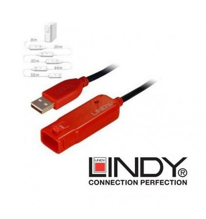 Przedłużacz USB ze wzmacniaczem Lindy