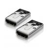 Lindy CROMO 41509 łącznik gniazdo HDMI - gniazdo HDMI