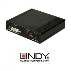 Splitter (rozdzielacz) DVI 1-2 Lindy 32447