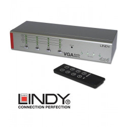 Splitter / Matrix VGA - Audio Lindy 32578