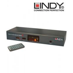 Switch (przełącznik) VGA / Audio Lindy 32584