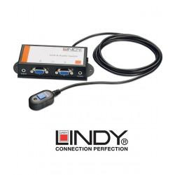 Switch (przełącznik) VGA / Audio Lindy 32586