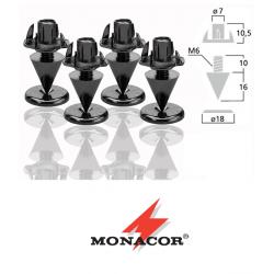 Monacor kolce głośnikowe SPS-10SC