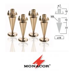 Monacor kolce głośnikowe SPS-35GO