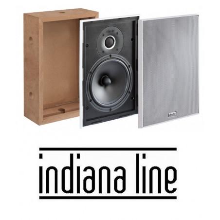 Głośniki do zabudowy Indiana Line Tesi Q