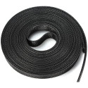 Oplot nylonowy na kabel lub wiązkę kabli 8 mm