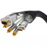 Oplot nylonowy na kabel lub wiązkę kabli 30 mm