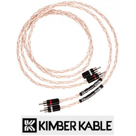 Kabel 2RCA-2RCA KIMBER Tonik 0.5m