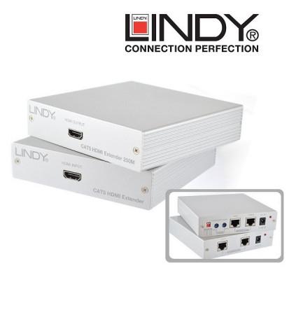 Extender (przedłużacz) HDMI RJ-45 Lindy 38022