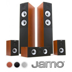 Jamo 626 HCS - Zestaw kolumn kina domowego 5.0