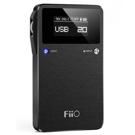 FiiO E17k Alpen2 przenośny wzmacniacz słuchawkowy