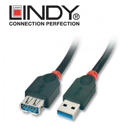Przedłużacz USB Lindy 31481 1 m