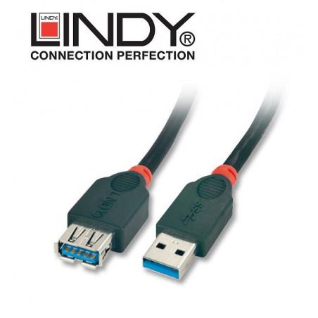 Przedłużacz USB 3.0 Lindy 31481 1 m