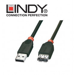 Przedłużacz USB Lindy 31854 1m